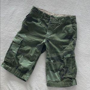 Gap Camo Cargos Shorts